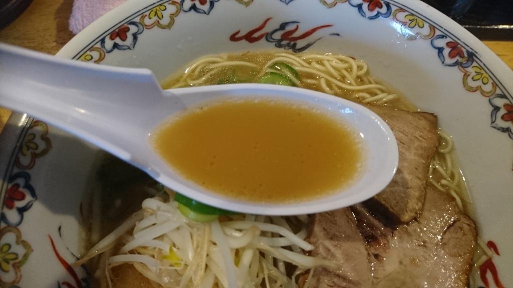 昔ながらの中華そばスープ